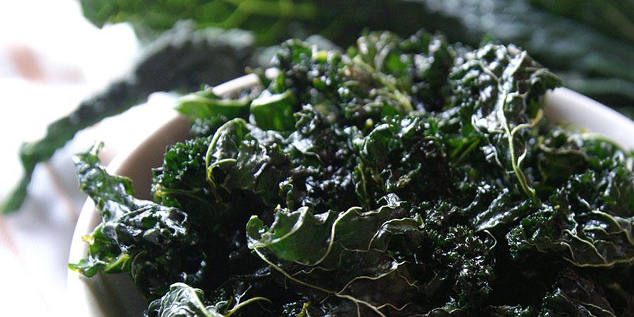 kapha kale chips