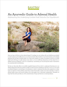 Adrenal Health PDF