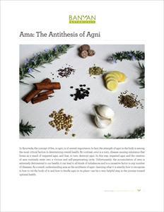 Ama: The Antithesis of Agni PDF