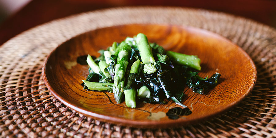 Asparagus for liver health