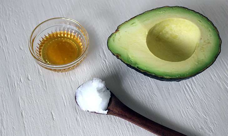 avocado mask ingredients