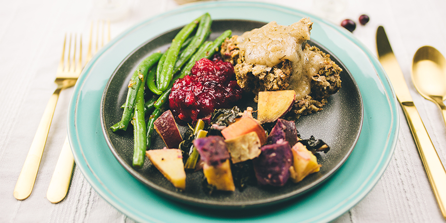ayurvedic holiday feast