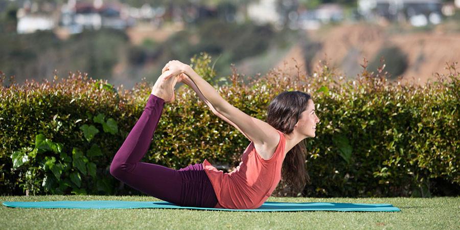 Ayurvedic Yoga Bow Pose, Banyan Botanicals