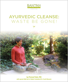 ayurvedic cleanse ebook