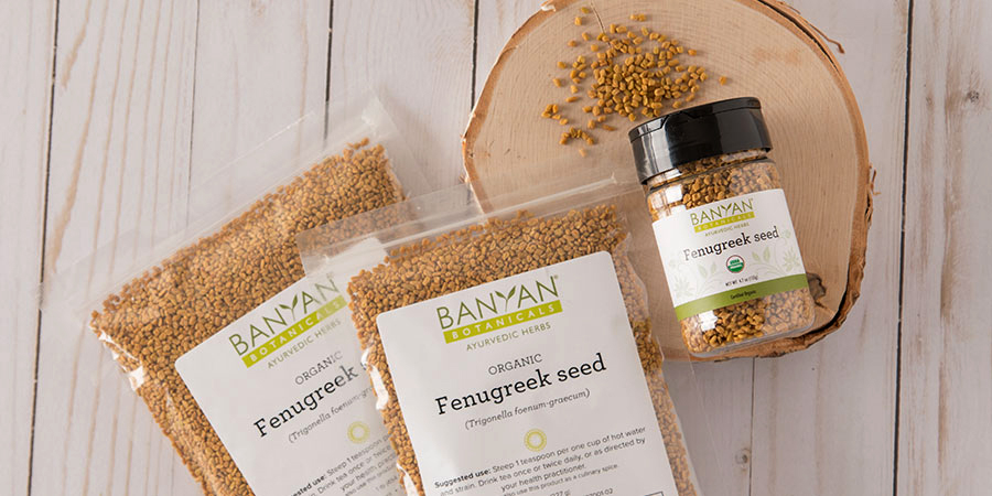 Fenugreek Seed Sizes