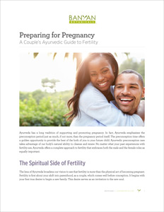 Preparing for Pregnancy PDF