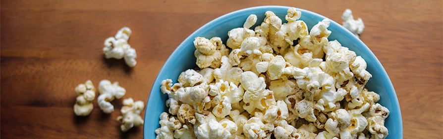 Vata Friendly Popcorn