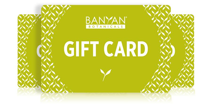 Banyan Botanicals digital gift card