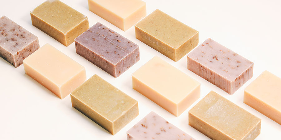 Ayurvedic soaps