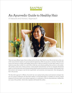 An Ayurvedic Guide to Healthy Hair PDF