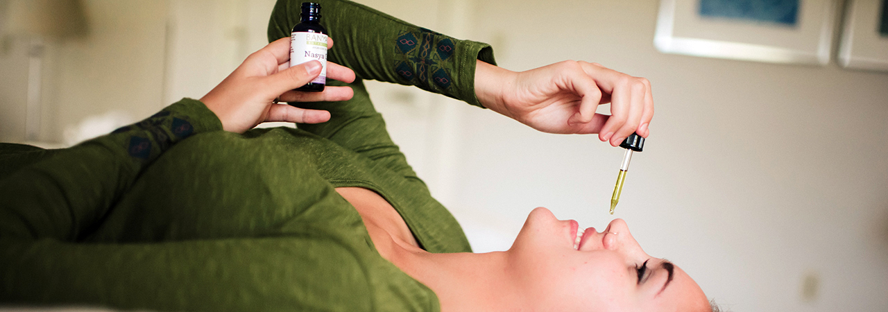 5 Reasons To Start Putting Oil In Your Nose Banyan Botanicals