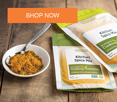 Kitchari Spice Mix: Show Now!