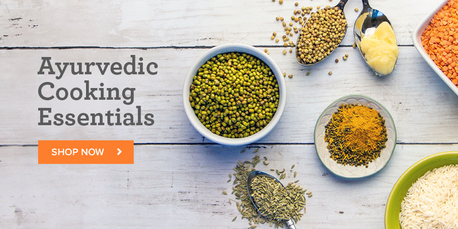 Ayurvedic Cooking Essentials