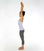 Arms Overhead
