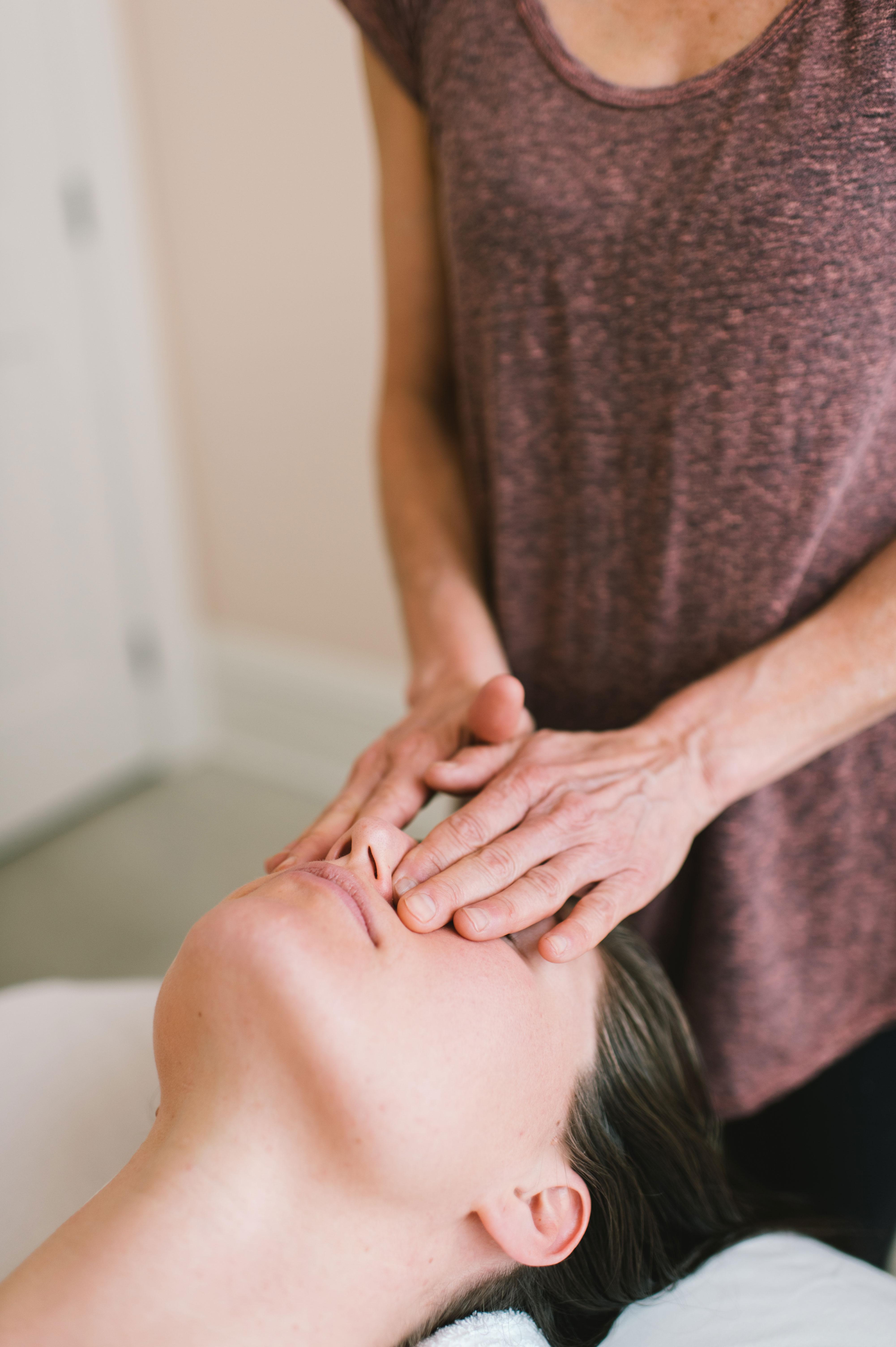 Nasya Massage 2