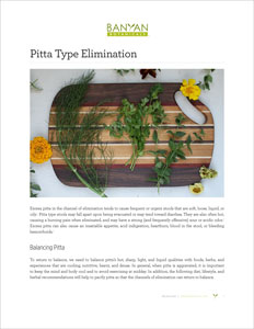 Pitta-Type Elimination PDF