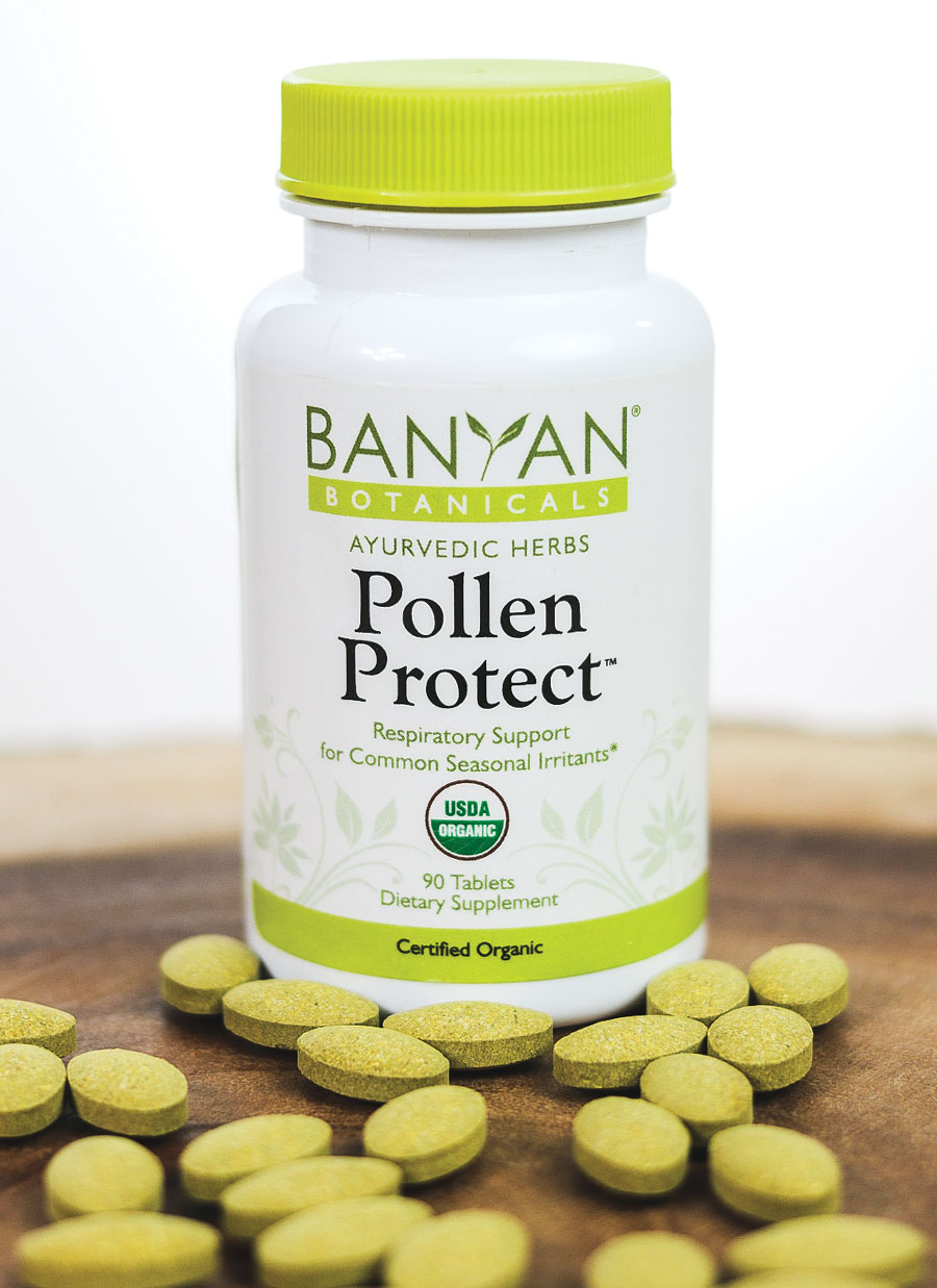 Pollen Protect tablets