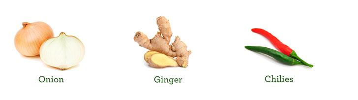 pungent foods