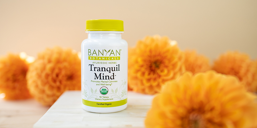 Tranquil Mind tablets