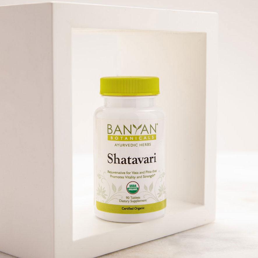Shatavari Health Benefits - Ayurvedic Herbs | Banyan Botanicals