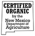 New Mexico Organic Certification Logo
