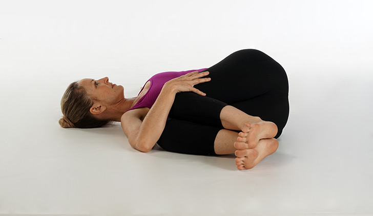 Supine Twist 2