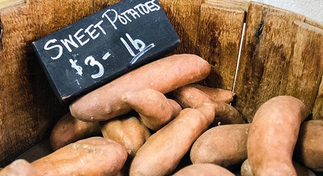 Sweet Potato Sabji Recipe