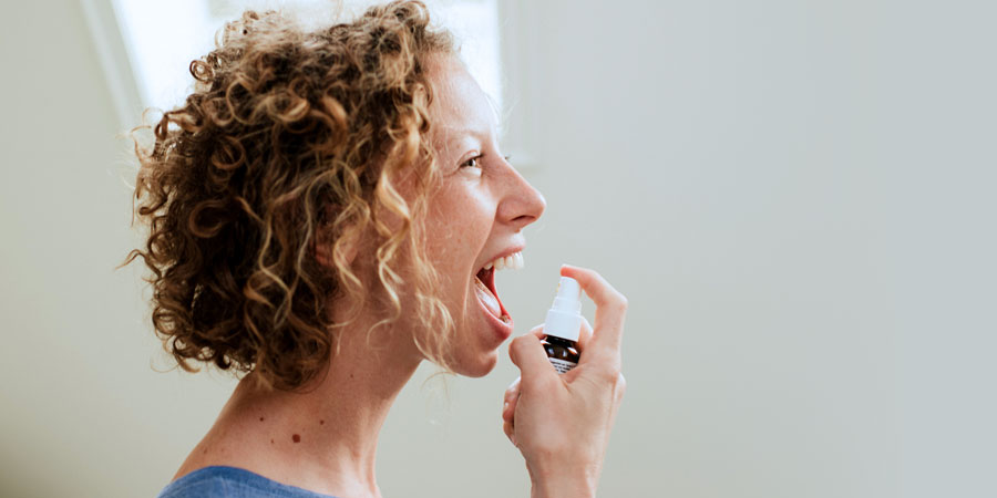 Throat Soother—Now with Echinacea!