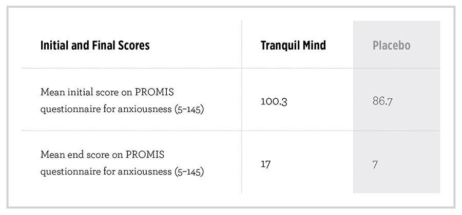 Study Mean Scores