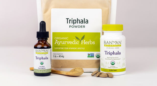 The Many Uses of Triphala