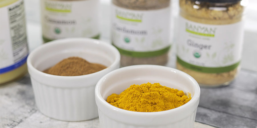 turmeric paste ingredients