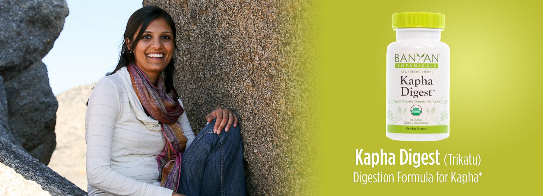 Trikatu/Kapha Digest