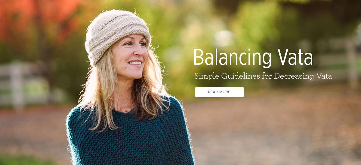 Vata Balancing