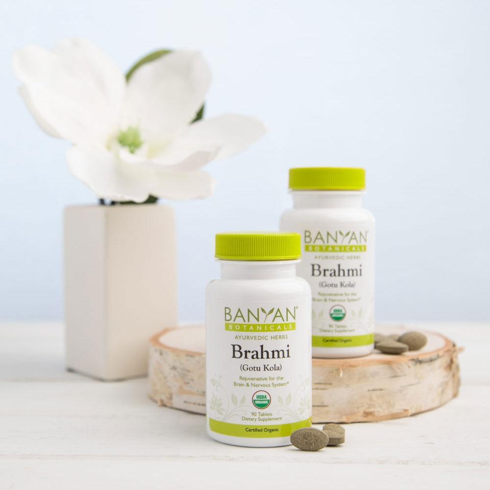 Brahmi Health Benefits - Ayurvedic Herbs | Banyan Botanicals