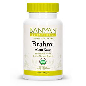 Brahmi/Gotu Kola tablets