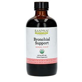 Bronchial Support herbal syrup