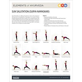 Elements of Ayurveda—Sun Salutation