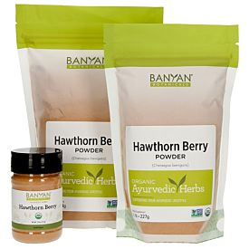 Hawthorn Berry powder