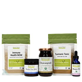 Respiratory Immune Support Bundle