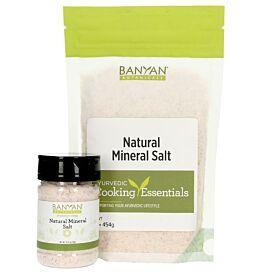 Salt, Natural Mineral