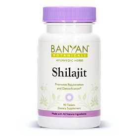 Shilajit tablets