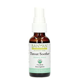 Throat Soother herbal spray