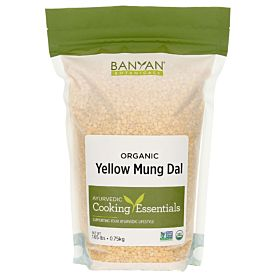 Yellow Mung Dal