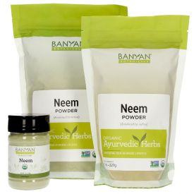 Health Benefits of Neem - Ayurvedic Herbs | Banyan Botanicals