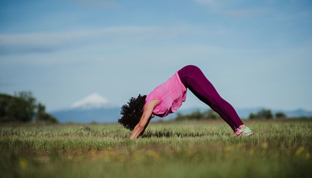 Pose of the Day: Downward-Facing Dog