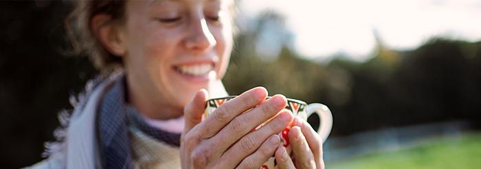 Clarifying Herbal Tea