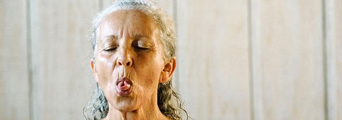A Powerful Pranayama for Keeping Cool