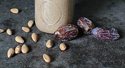 Dr. Vasant Lad's Date & Almond Shake