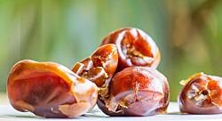 Vata-Pacifying Recipe: Date Rolls