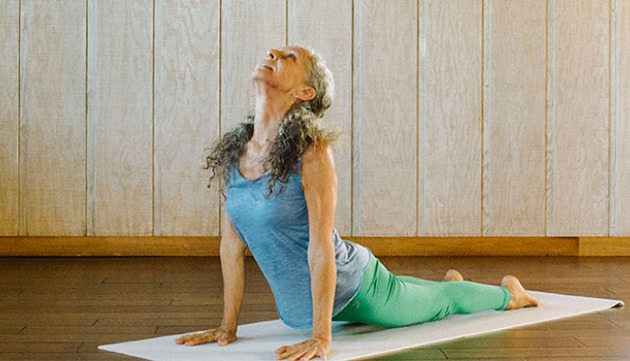 Exercise in the Vata Time of Life